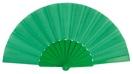 Abanico plástico en colores 11VER