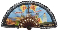 """Mini"" plastic fan for souvenir 1008/2SUR"