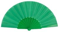 Plastic fan in colors 11VER