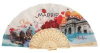 Plastic fan souvenir collections 259/1MFL