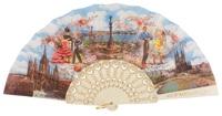 Plastic fan souvenir collections 273/1MFL