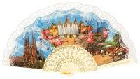 Plastic fan souvenir collections 275/7MFL