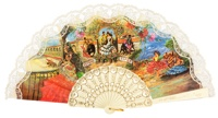Plastic fan folklore collections 278/5MFL