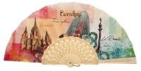 Plastic fan souvenir collections 297/1MFL