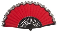 """pericon"" wooden fan 3037NRN"
