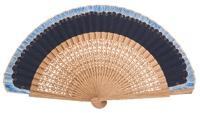 Fantasy wooden fan 3097MAR