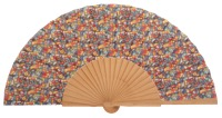 Fantasy wooden fan 3254MUL