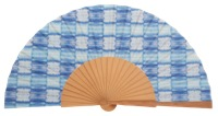 Fantasy wooden fan 3255TUR