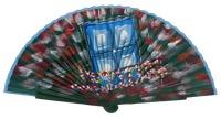Fantasy oak wooden fan 3310VBO