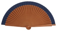 Gentleman pear wood fan 3427MAR