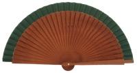 Gentleman pear wood fan 3427VBO