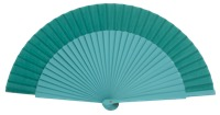 Wooden fan in colors 4055ESM