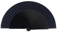Wooden fan in colors 4055MAR