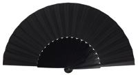 """pericon"" wooden fan 4145NEG"