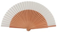 Pear wood fan 4316BLA