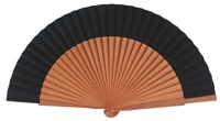 Pear wood fan 4316NEG