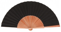 Pear wood fan 4408NEG