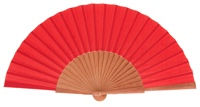 Pear wood fan 4408ROJ