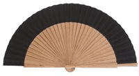 Oak wood fan 4424NEG