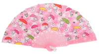 Plastic fan kid collections 4440SUR
