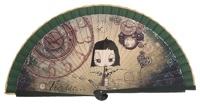 Wooden fan malaka collections 4441VBO