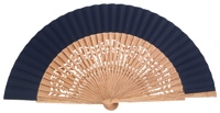 Oak wood fan 4463MAR