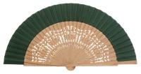 Oak wood fan 4463VBO