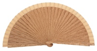 Oak wood fan 4464AVE