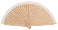 Oak wood fan 4464BLA