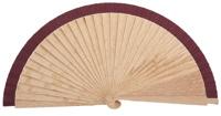 Oak wood fan 4464GRA