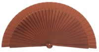 Fagus wood fan 4465NOG