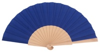 Wooden fan in colors 4491SUR