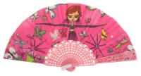Plastic fan kid collections 4511SUR