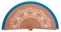 Fagus wood fan 4540TUR