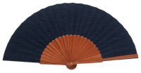 Denim pear wood fan 4551MAR
