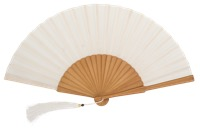 Maple wood fan 4563BLA