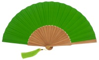Maple wood fan 4563VER