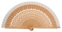 Oak wood fan 4566BLA