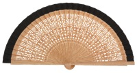 Oak wood fan 4567NEG