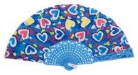 Plastic fan kid collections 4605SUR