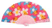 Plastic fan kid collections 4606SUR