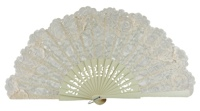 Ceremonies wooden fan 494MFL