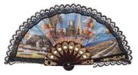"""""""Mini"""" plastic fan for souvenir 937/2SUR"""
