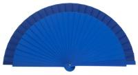 Plastic fan in colors 94066AZU
