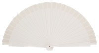 Plastic fan in colors 94066BLA