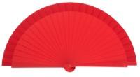 Plastic fan in colors 94066ROJ
