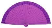 Plastic fan in colors 94066VIO