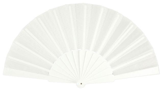 Plastic fan in colors 11BLA