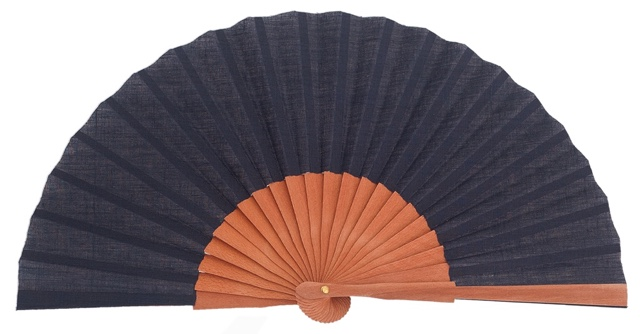 Gentleman pear wood fan 3189MAR