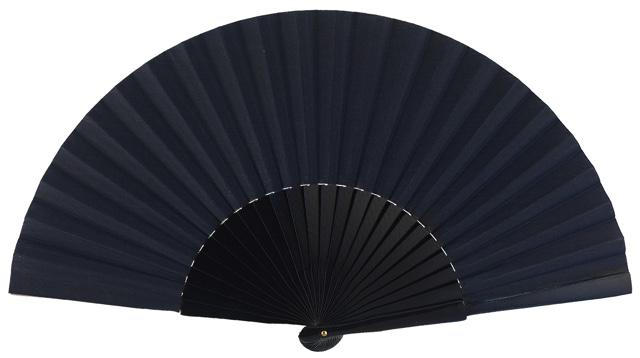 Wooden fan in colors 4048MAR